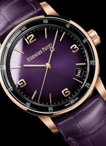 Fausses montres en ligne sont animées par les mouvements à remontage automatique.