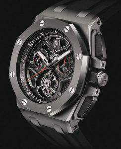 Suisses répliques montres sont délicatement présentées dans les boîtiers de 43 mm.